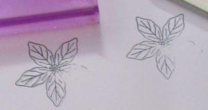 Living Creatively with Fibro | Poinsettia image error