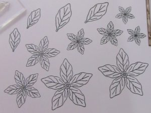Living Creatively with Fibro | Good Dreamees Poinsettia image
