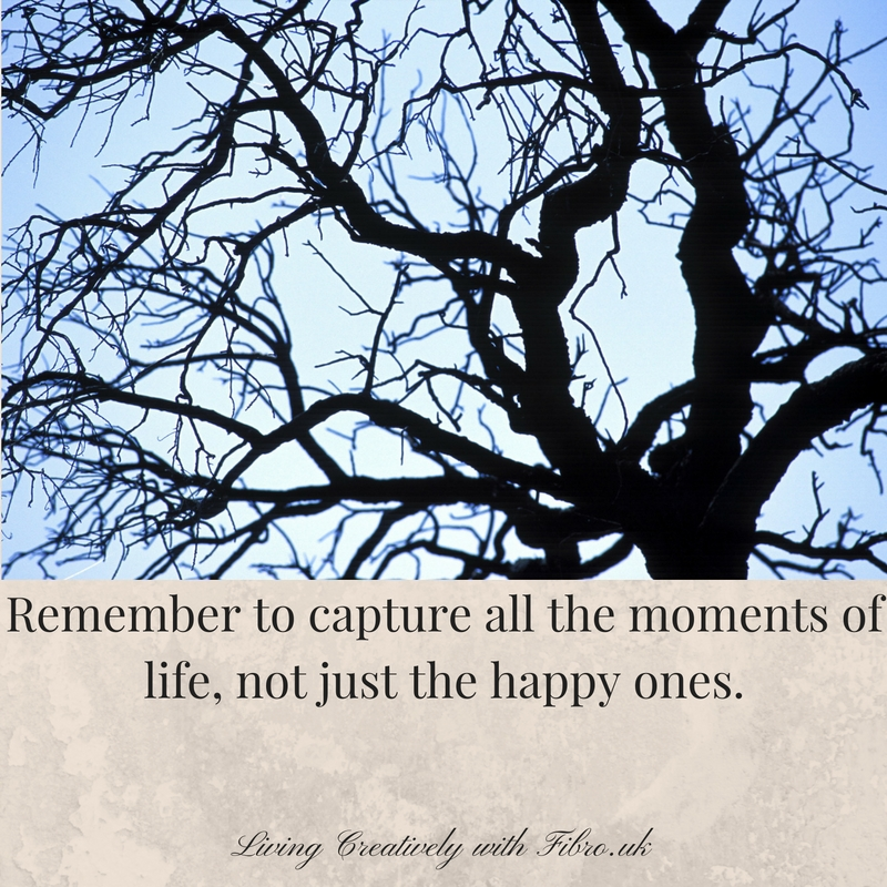 Remember to capture all the moments of life