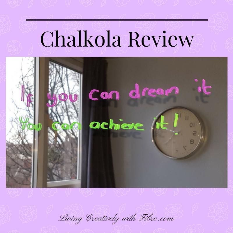 Chalkola Review mirror writing
