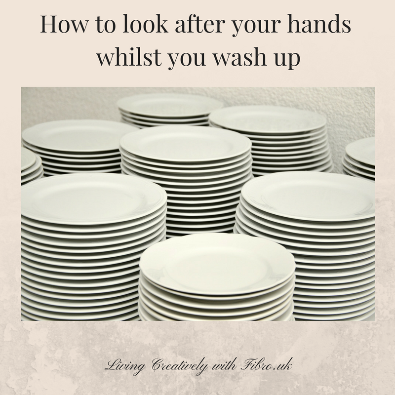 How I used Bicarb to look after my hands whilst I wash up