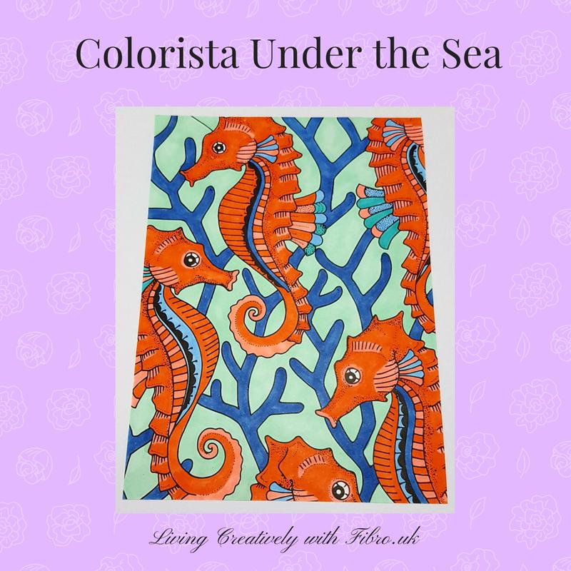 Colorista Under the Sea