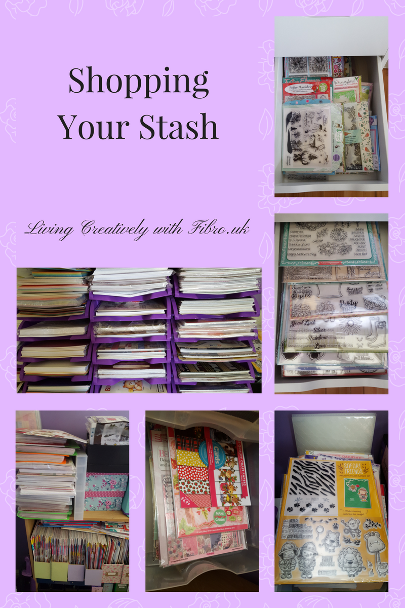 Shopping Your Stash