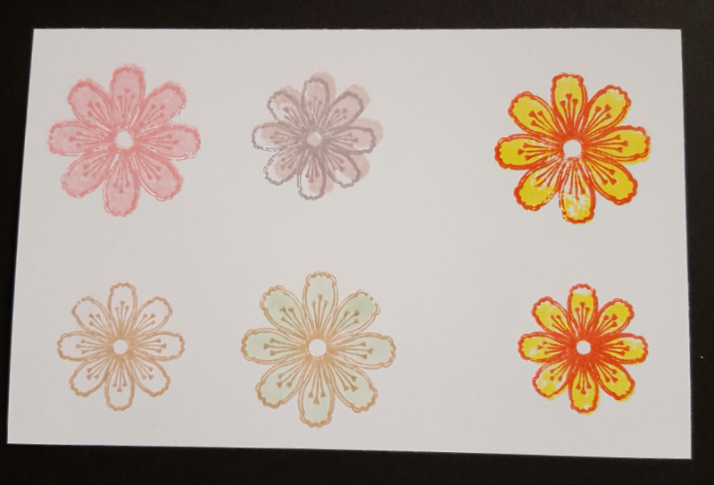 Living Creatively with Fibro | Dreamees Frilly Flowers
