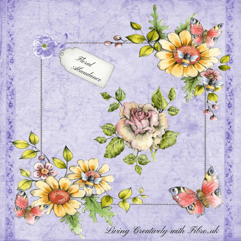 Floral Abundance in Crafting