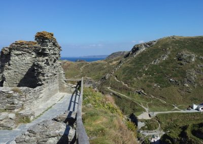 Living Creatively with Fibro | Tintagel Castle