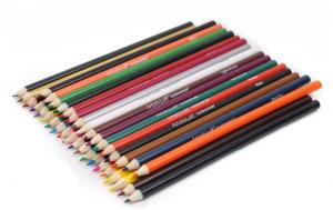 Living Creatively with Fibro | Artist Loft Pencils from Hobbycraft