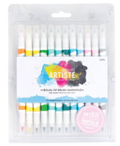 Living Creatively with Fibro | Docraft Artiste pens from Hobbycraft
