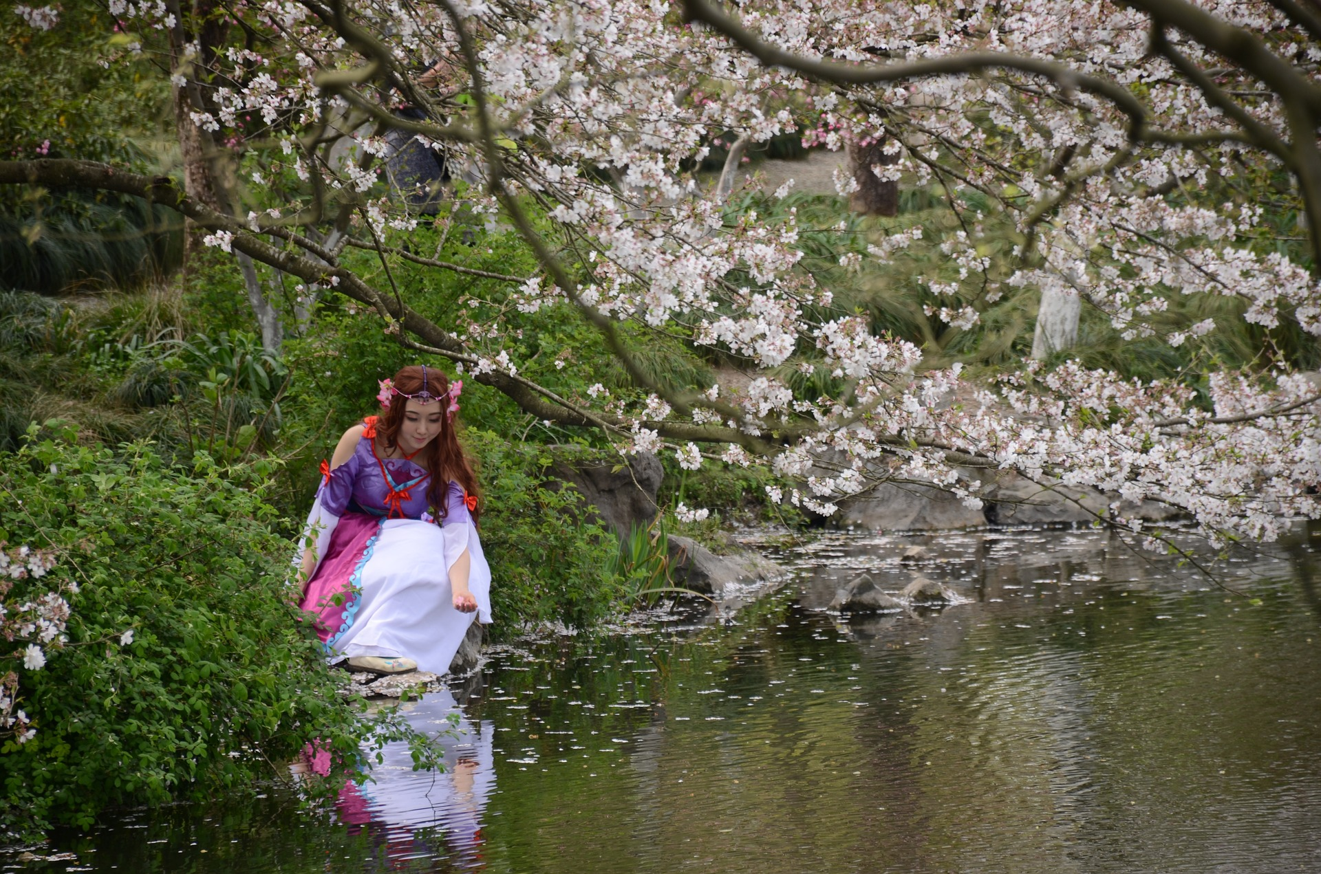 Living Creatively with Fibro | Fairies of Spring