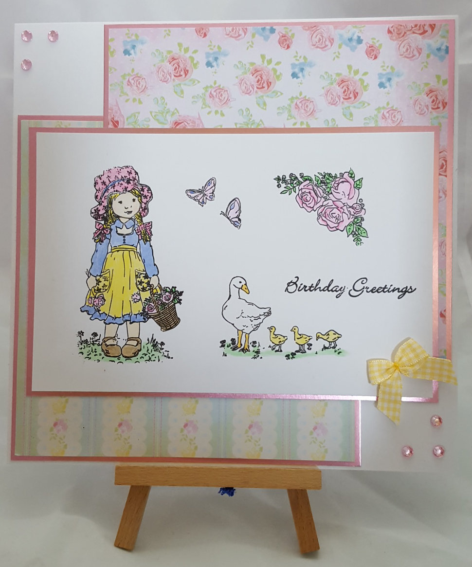 Lily Rose Card