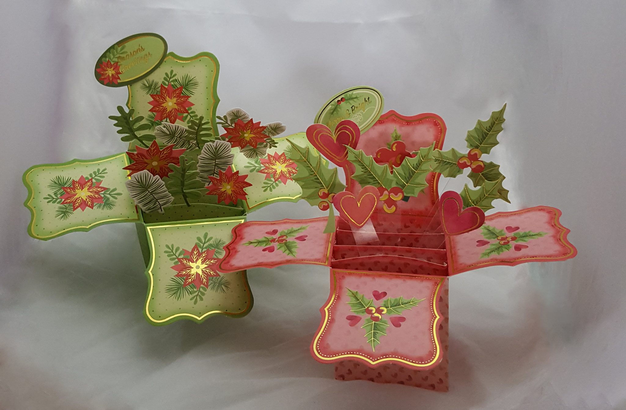 Joyful Greetings Decorations