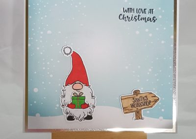 Living Creatively with Fibro | Enchanted Corner Santa's Workshop