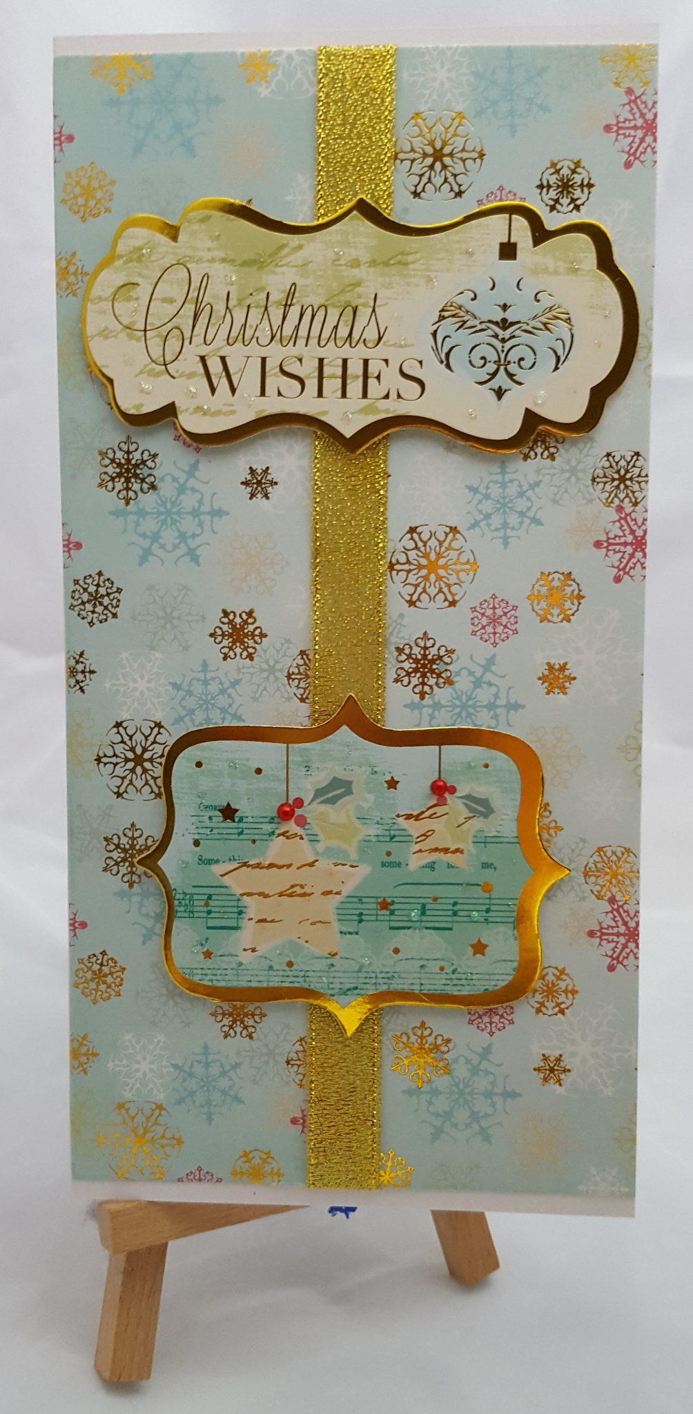 Festive Flourishes Card 2