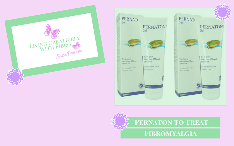 Living Creatively with Fibro | Pernaton for Fibromyalgia