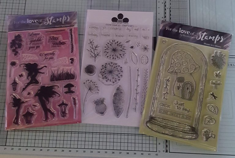 Living Creatively with Fibro | Similar stamp sets to the Fairy Wishes