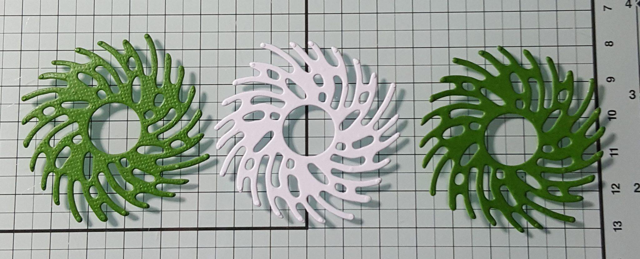 Build a Wreath Die Cut