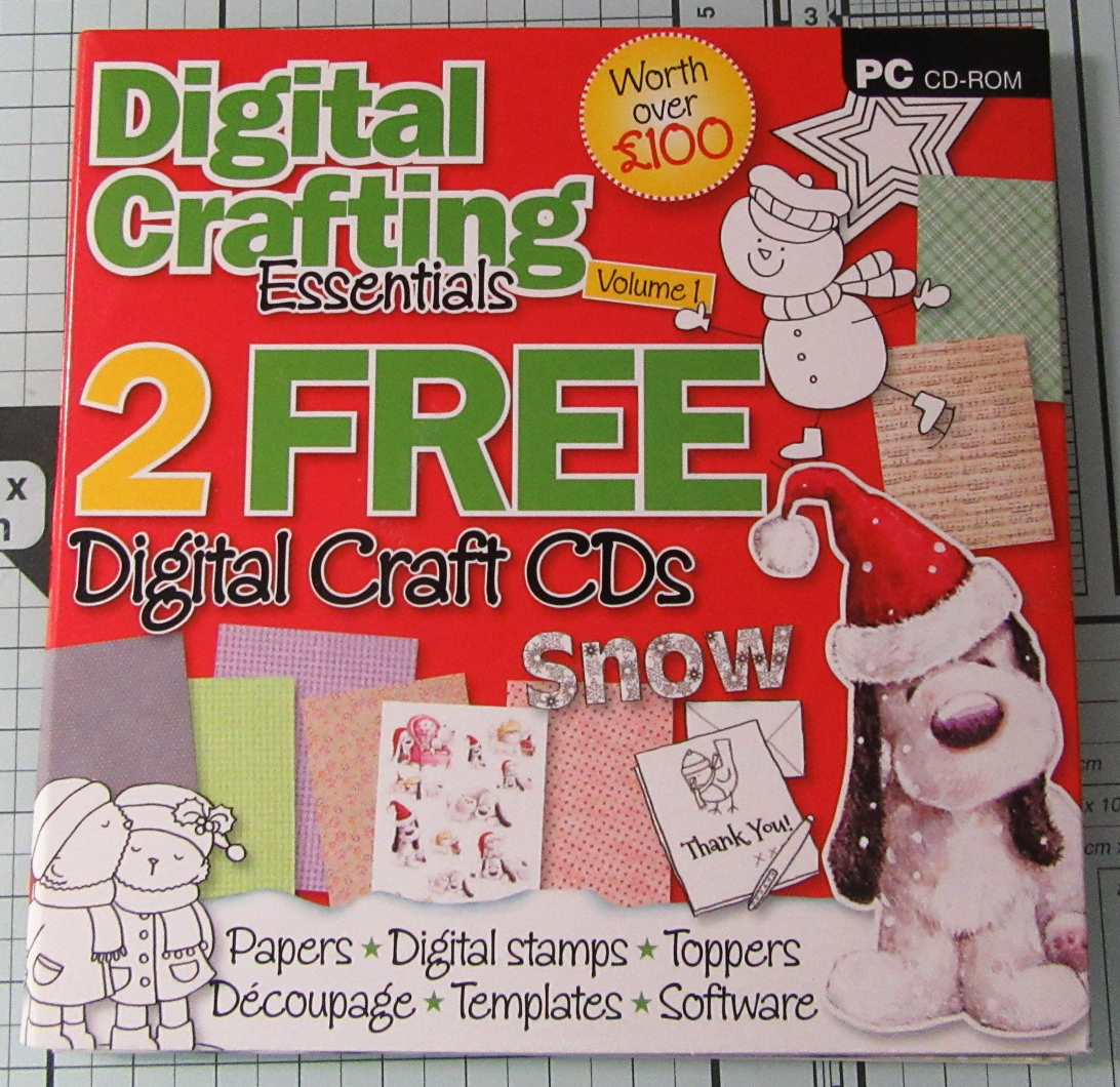 Living Creatively with Fibro | Digital Crafting Essentials
