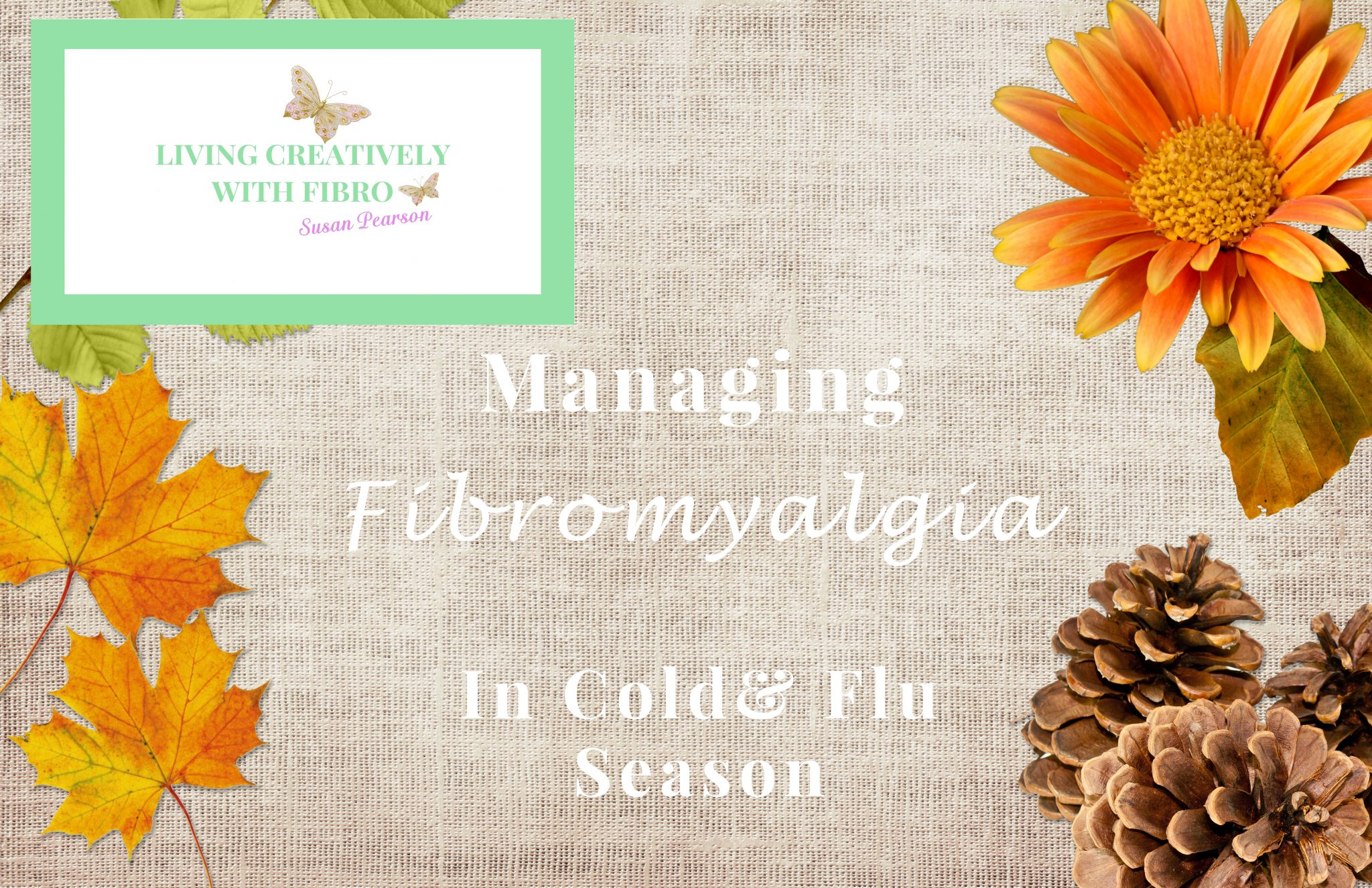 Living Creatively with Fibro | Managing Fibro in Cold and Flu Season