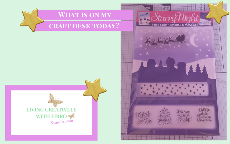 Is it going to be a Starry Night in my craft space?