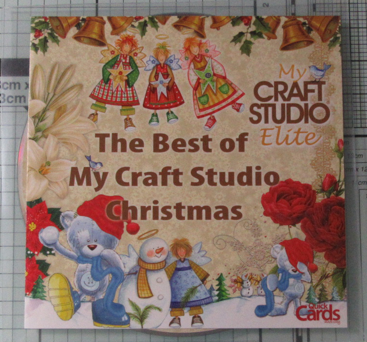 Living Creatively with Fibro | The Best of My Craft Studio Christmas