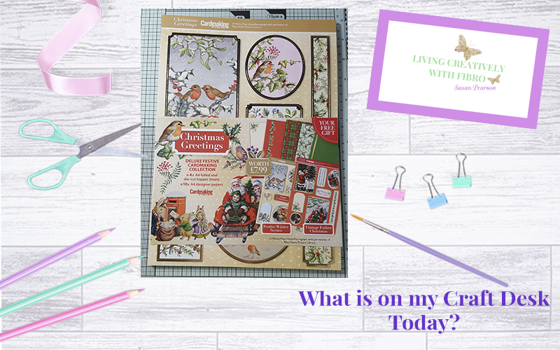 Christmas Greetings from Cardmaking and Papercraft