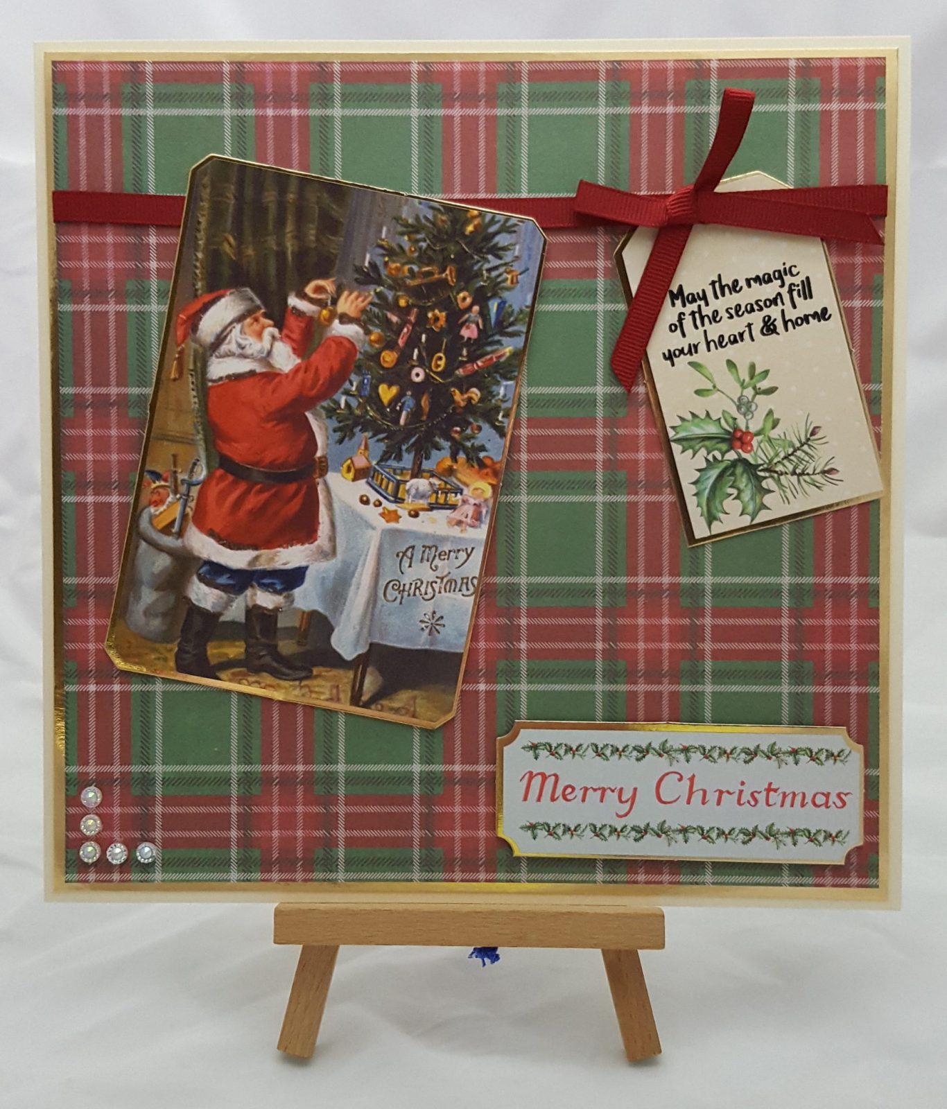 Christmas Greetings Card 1