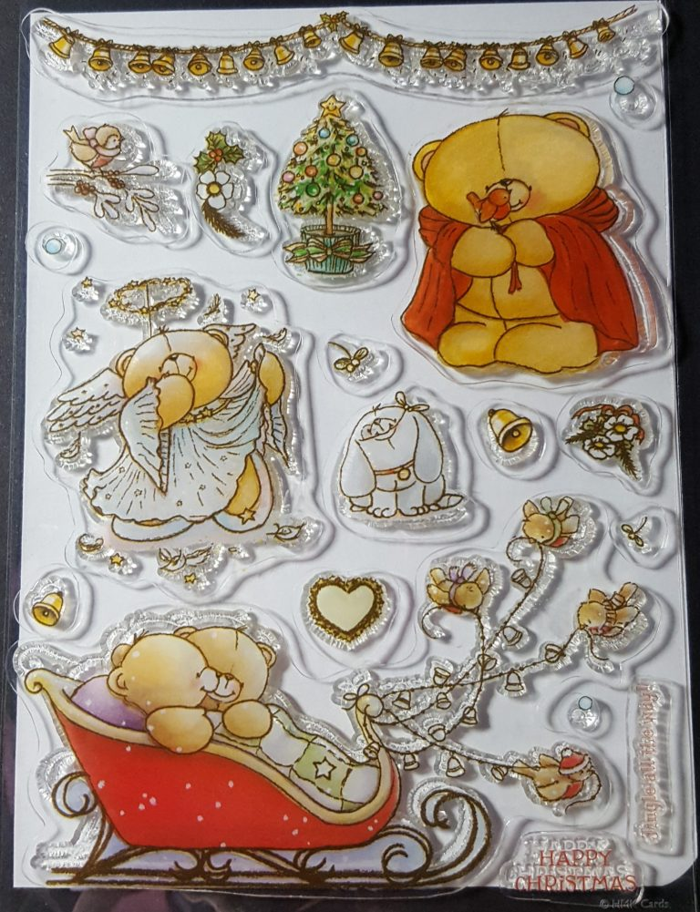 Living Creatively with Fibro | Forever Friends A Christmas Tale Christmas Bells
