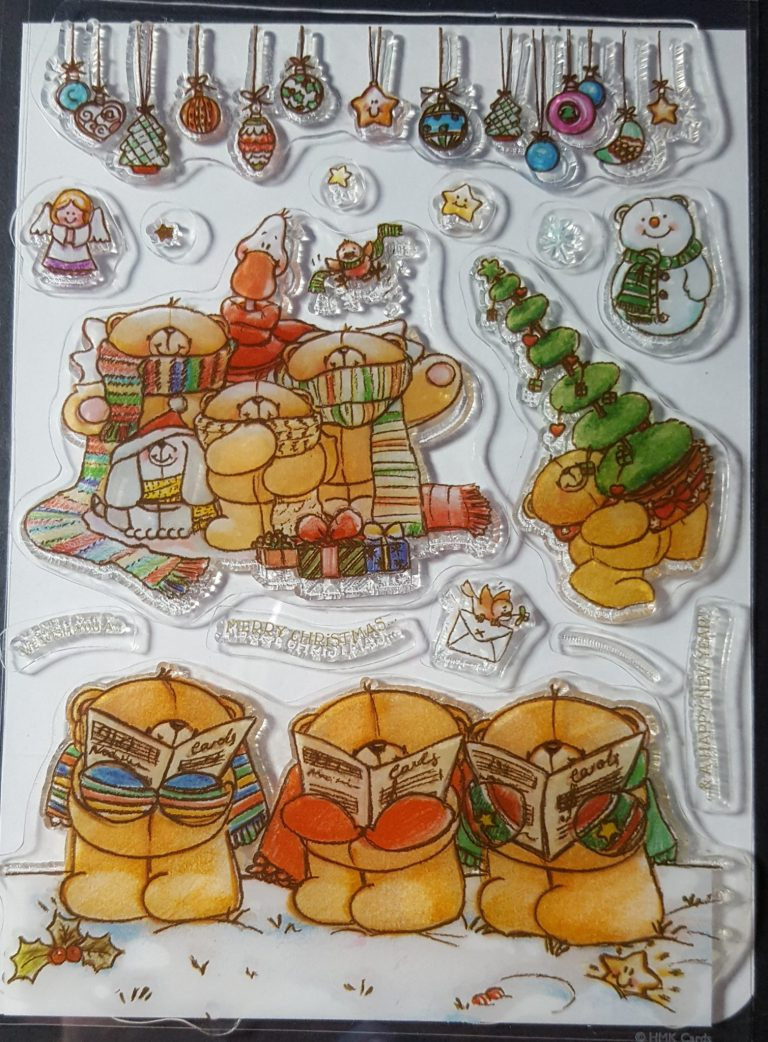 Living Creatively with Fibro | Forever Friends A Christmas Tale Comfort and Joy