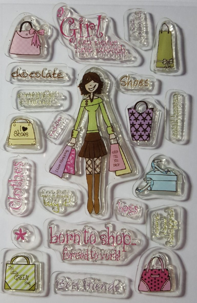Living Creatively with Fibro | Papermainia Born to Shop Retail Therapy Forced to Work