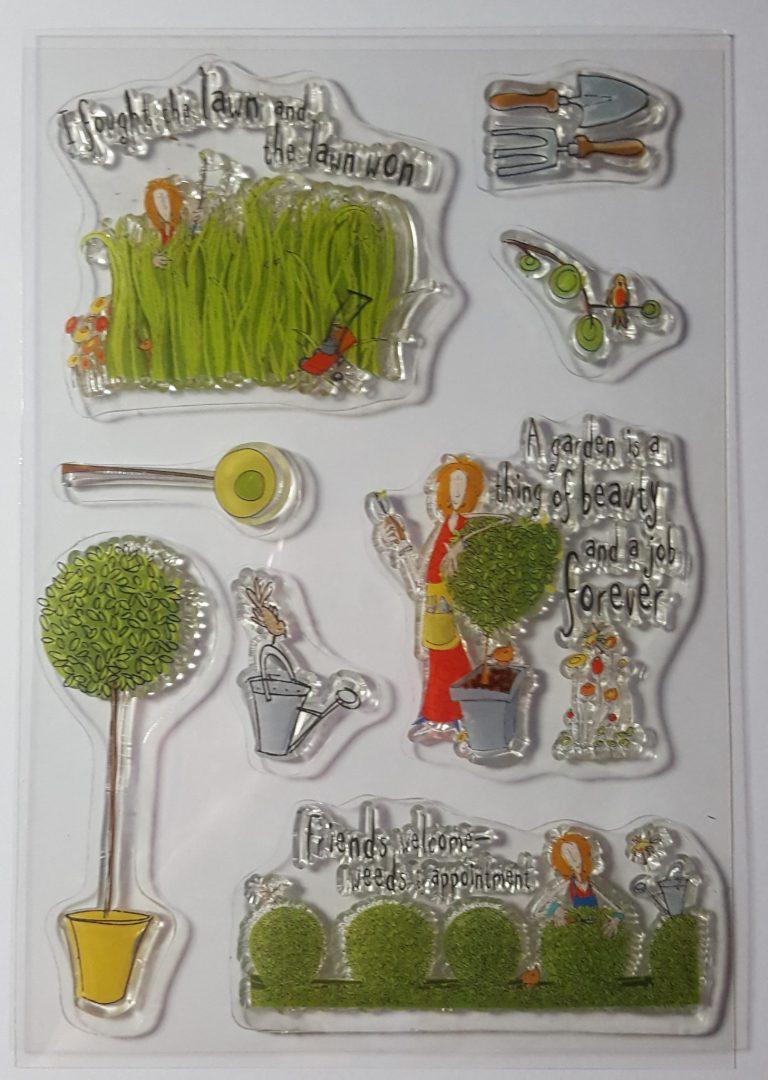 Living Creatively with Fibro | Papermainia Born To Shop Go Green Garden Beauty
