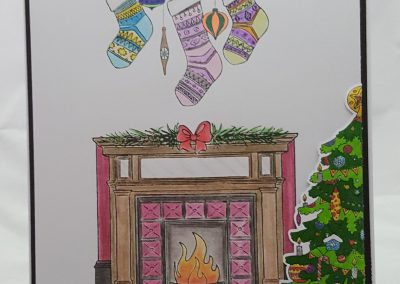 Christmas Sparkle Complete Card