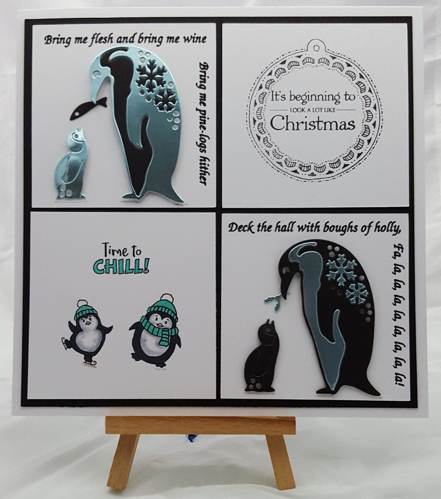 Penguin Complete Card
