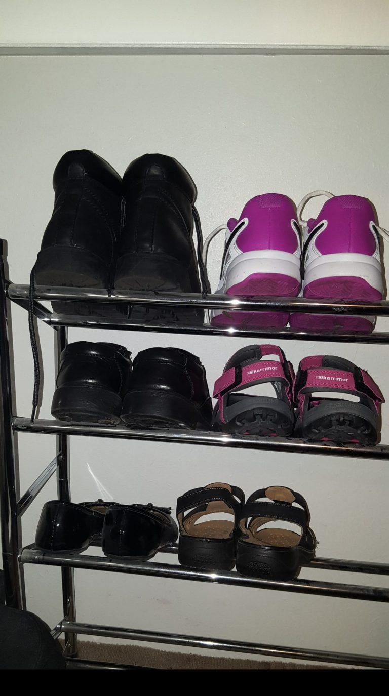 Living Creatively with Fibro   My shoe collection