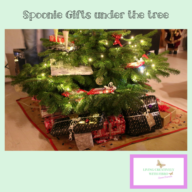 Presents Under The Christmas Tree: Christmas Gift Ideas For Spoonies