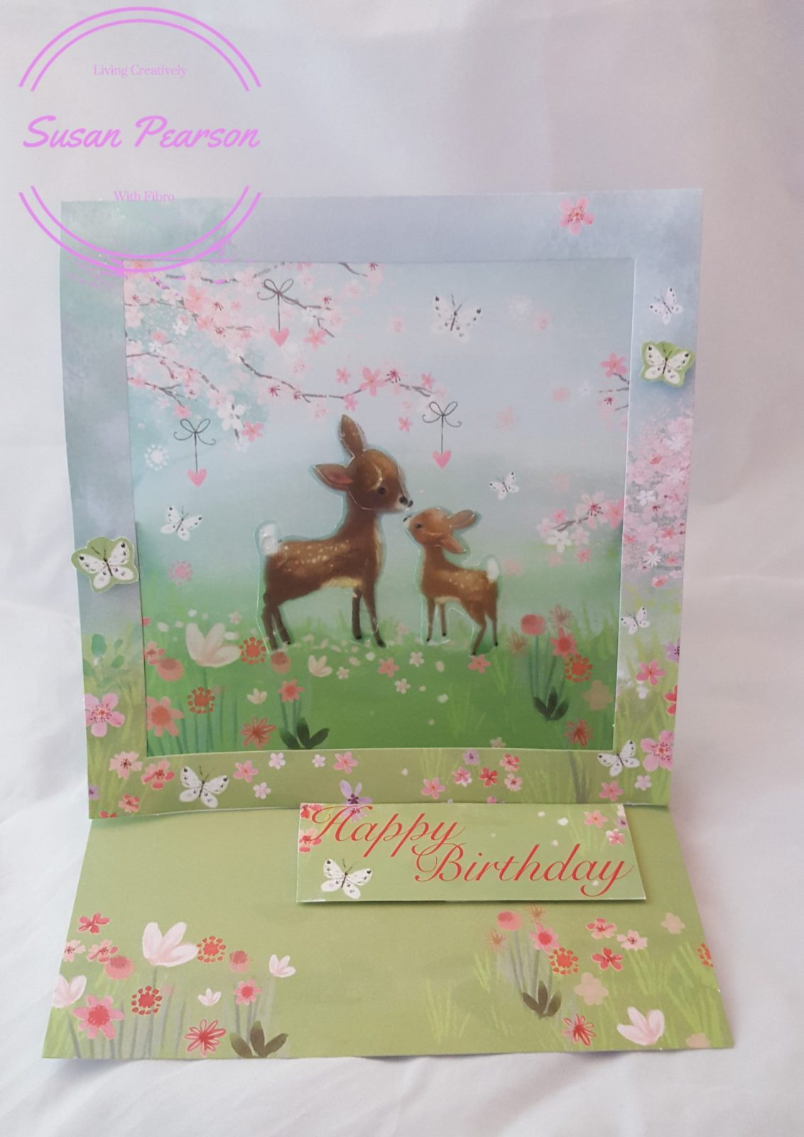 Forest Friends Complete Card