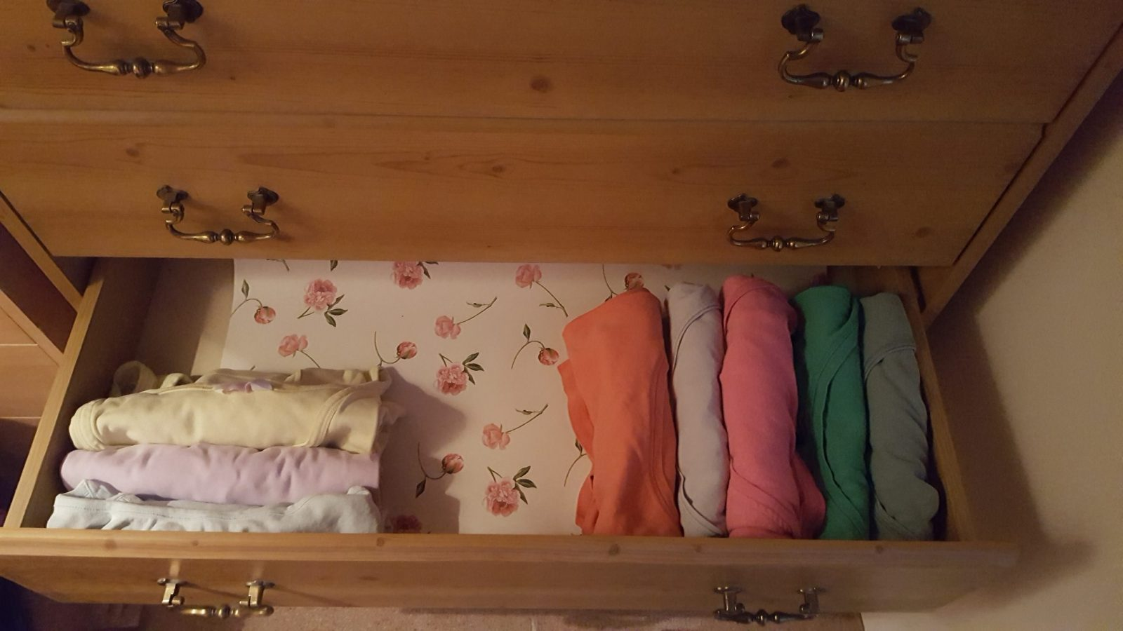 T shirt and Vest Drawer