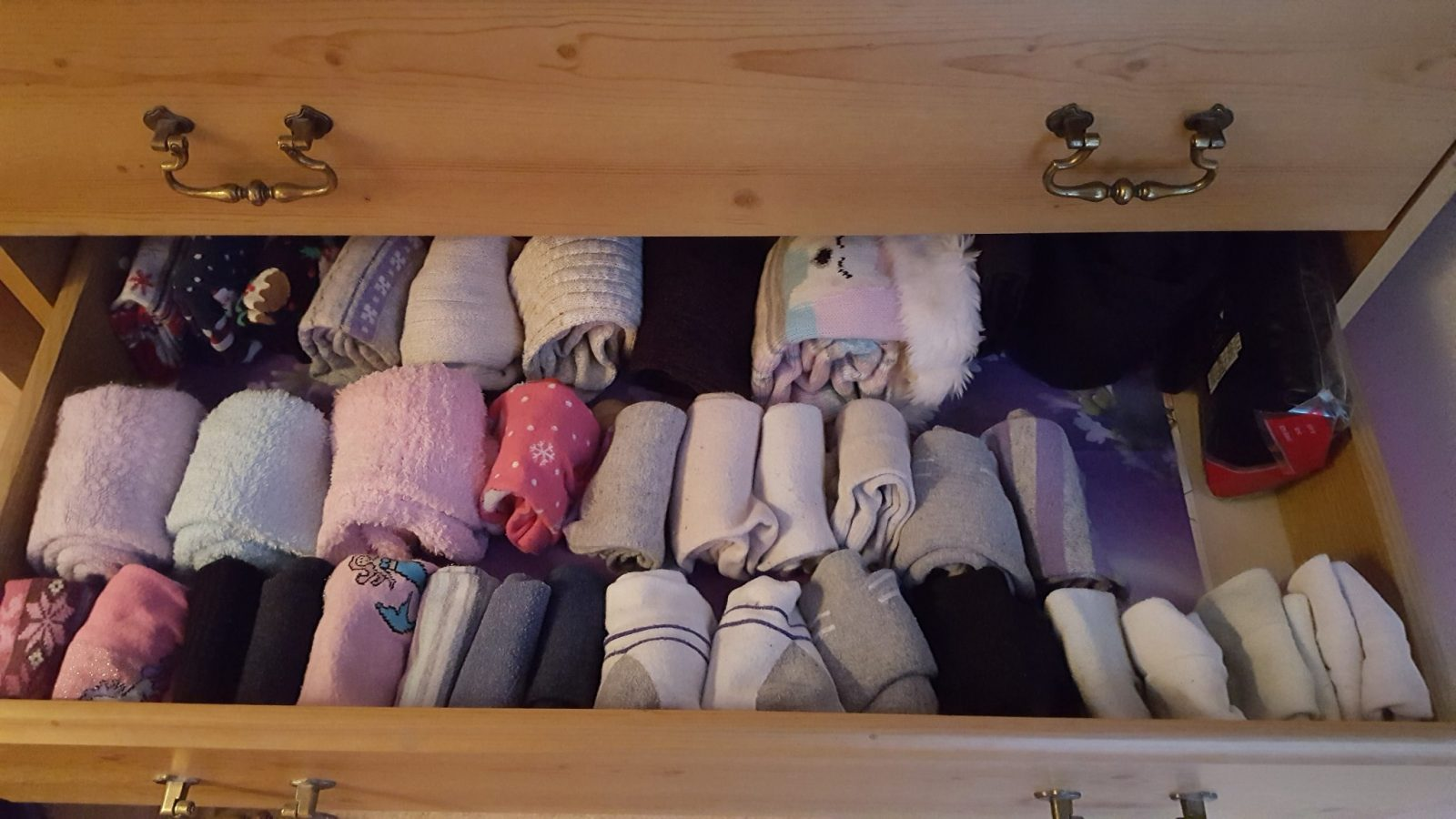 The Sock Drawer Filed