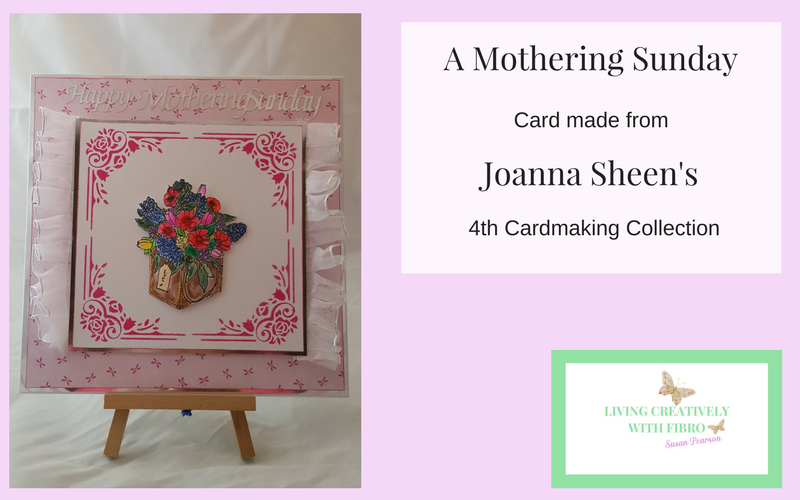 A Card for Mothering Sunday 2018