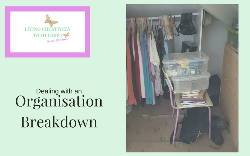 Dealing with an Organising Breakdown