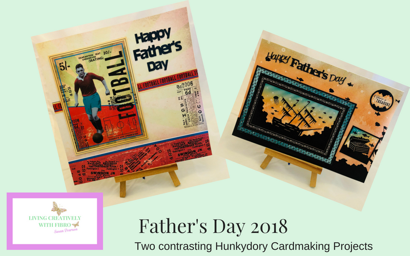 Father's Day 2018 Cardmaking