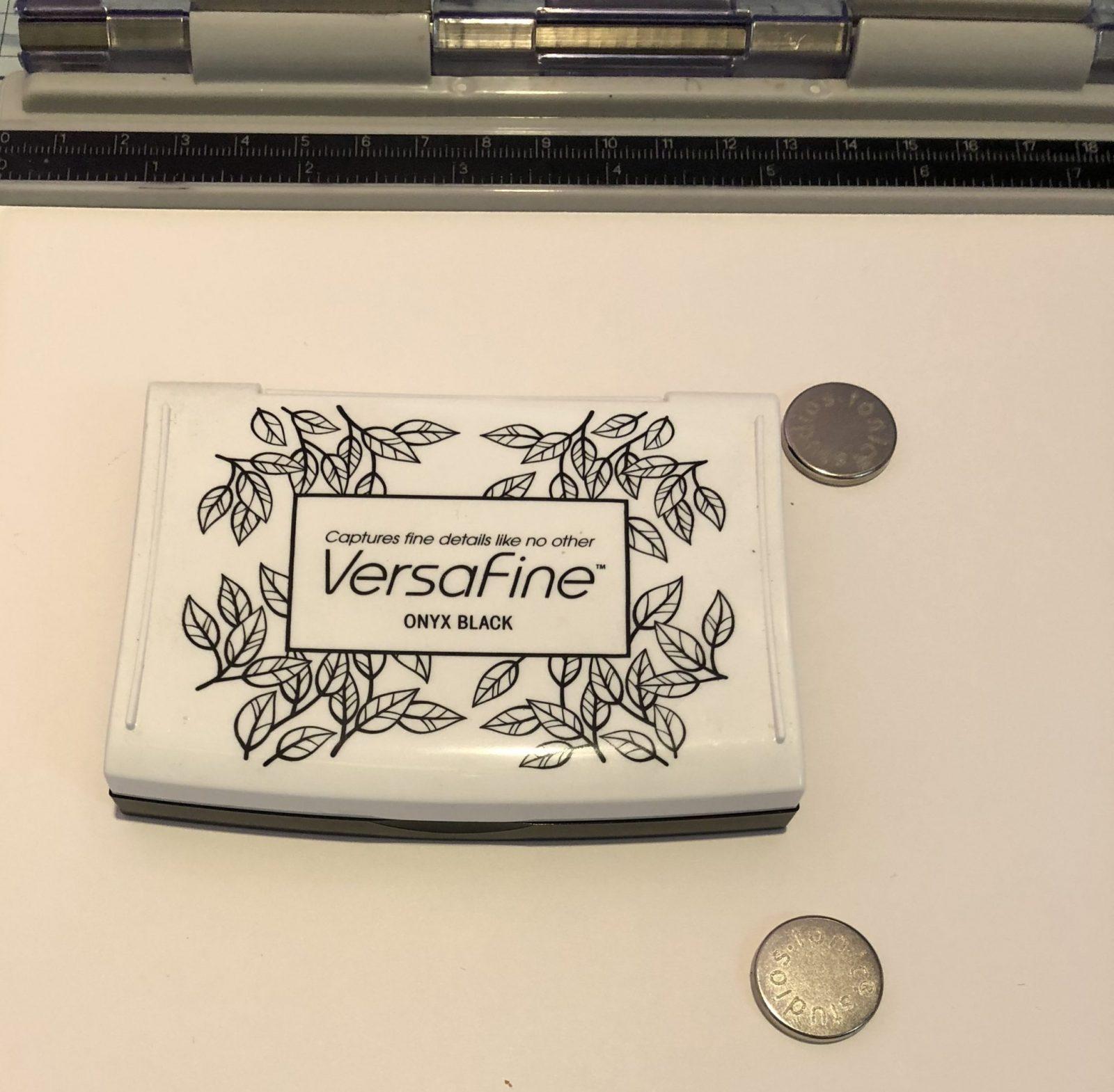 Living Creatively with Fibro | Versafine Inkpad