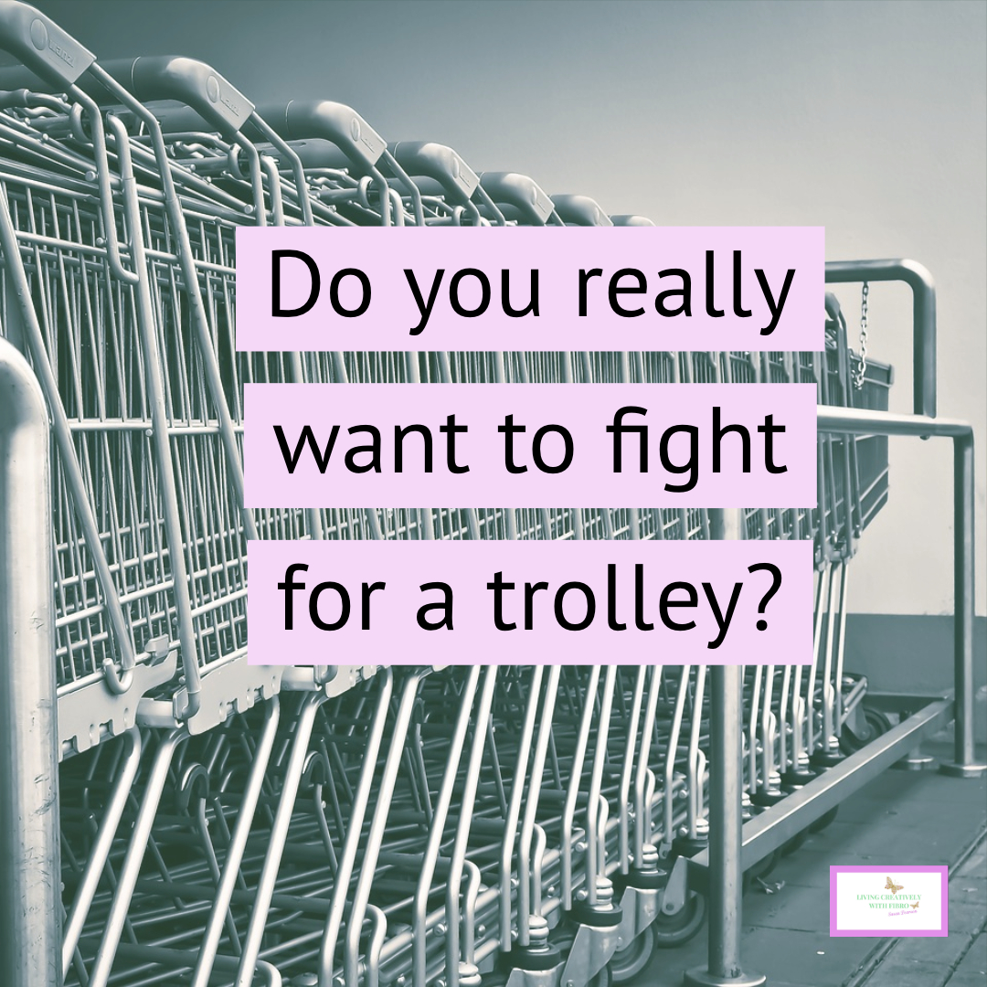 """Living Creatively with Fibro 