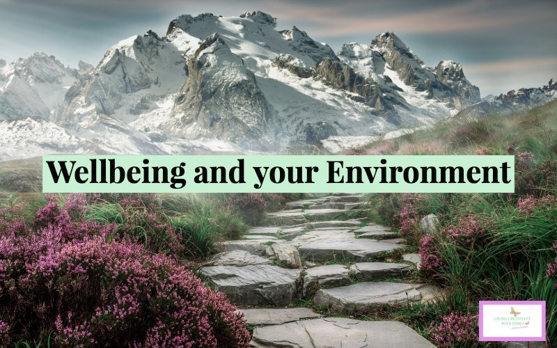 Wellbeing and your Environment