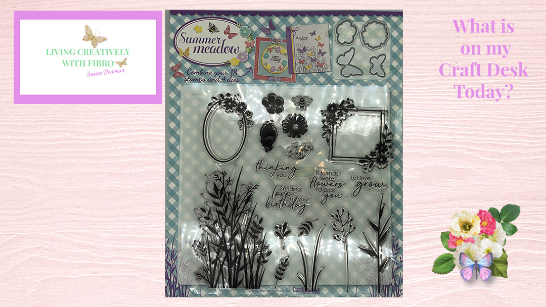 Summer Meadow Stamps and Dies