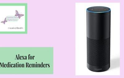Alexa for Medication Reminders