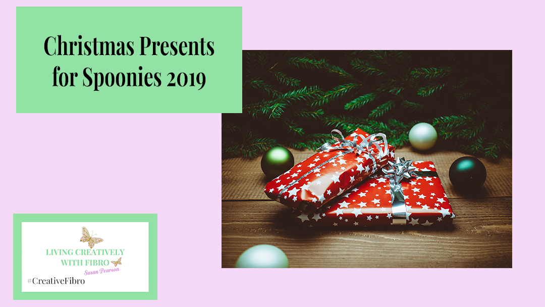 Christmas Presents for Spoonies 2019