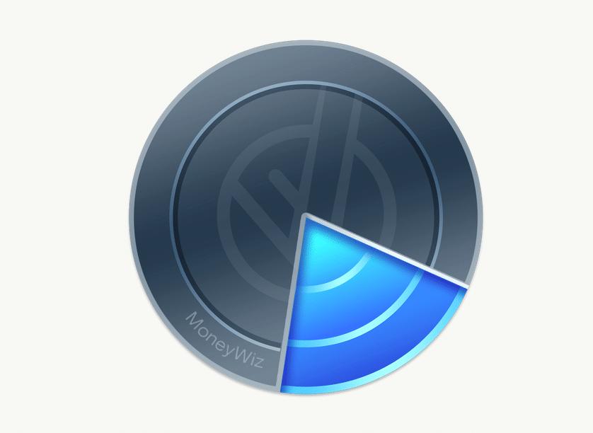 An image of the MoneyWiz App Logo