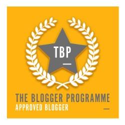 The Blogger Program Logo