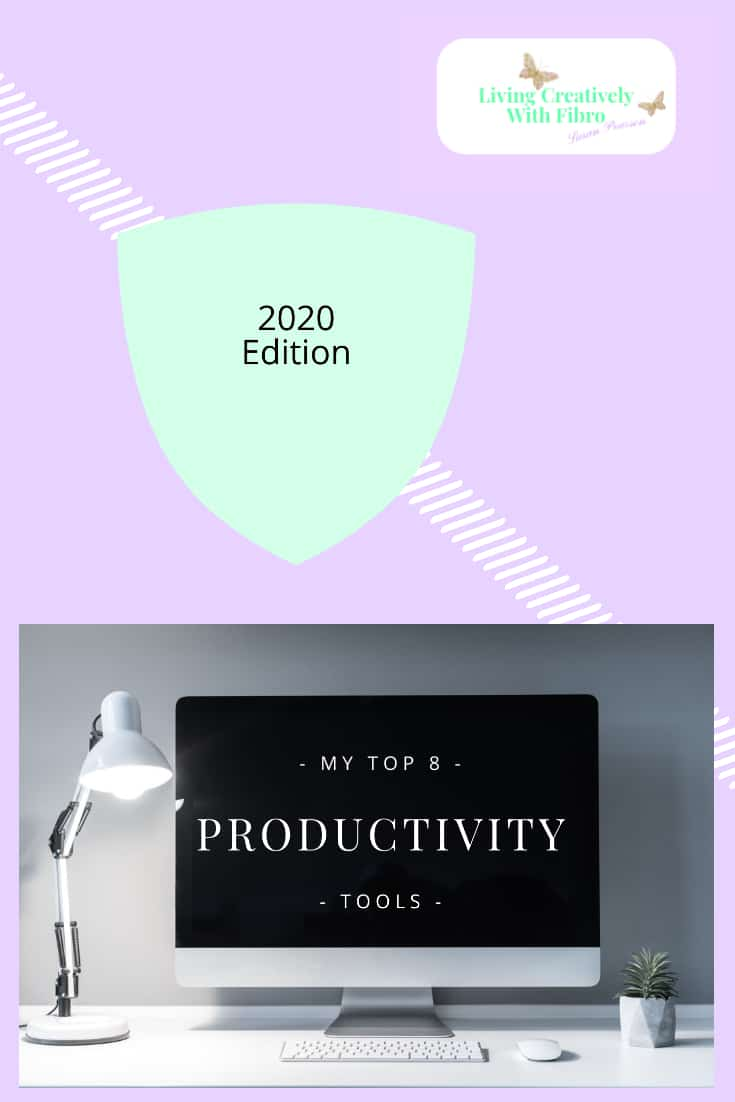 A Pinterest sized image of the blog header with an image of a mac featuring the title and 2020 update.