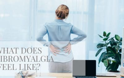 Seriously What does Fibromyalgia Feel like?